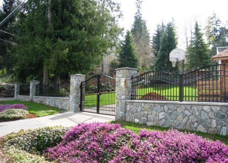 Tedford overhead doors gates victoria vancouver for Southern crafted homes inventory