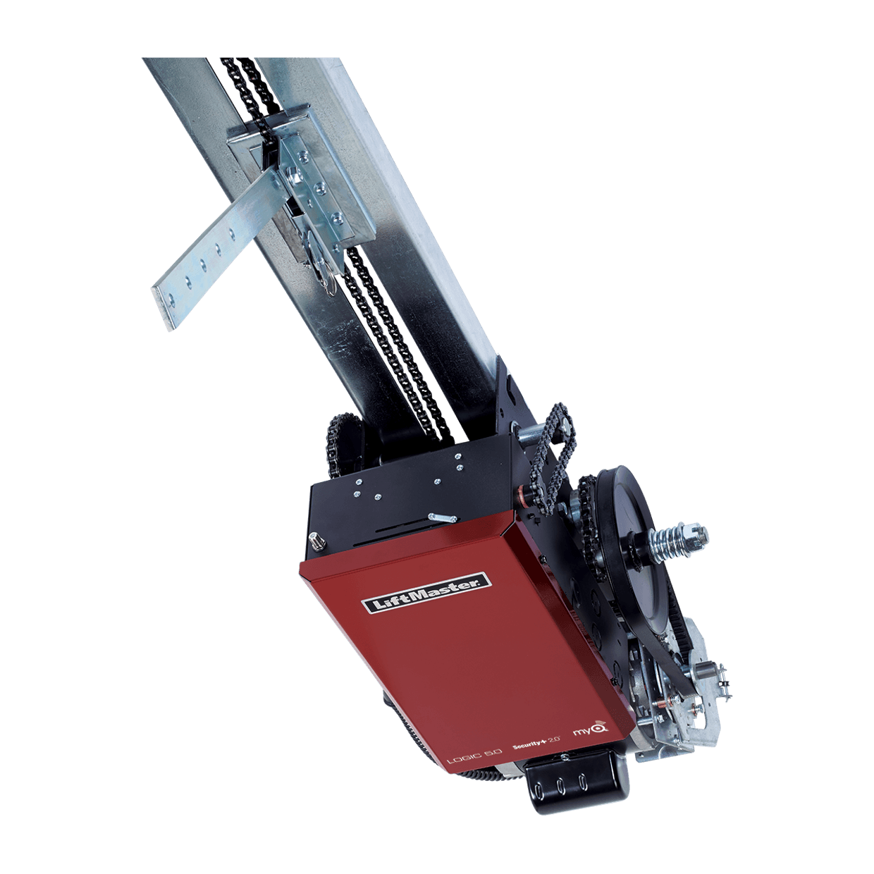 Heavy-Duty High-Cycle Trolley Commercial Door Operator