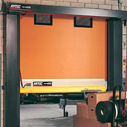 Rytec High Speed Fabric Roll-up door