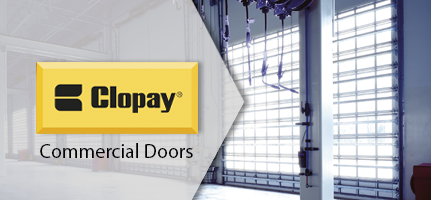 Clopay commercial Doors